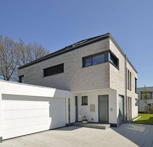 Einfamilienhaus neubau mit garage  Spittmann Architektur & Innenraum | Architekturbüro, Münster ...